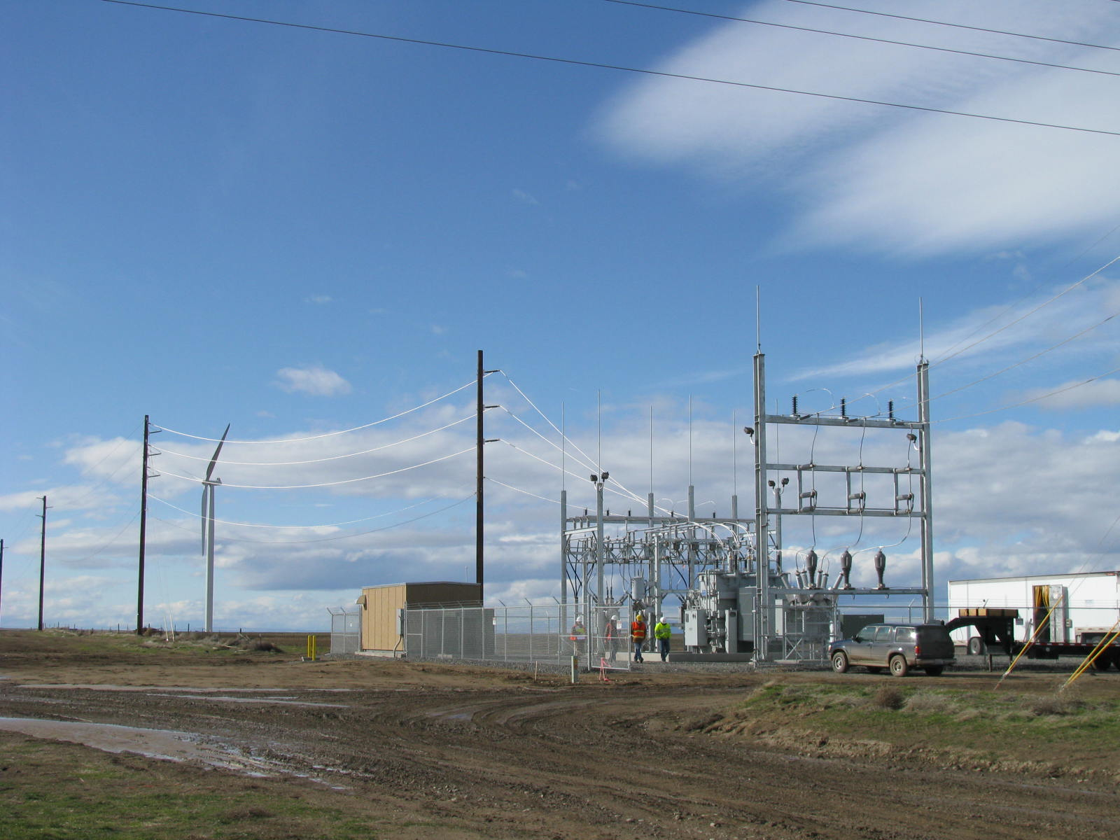substation project
