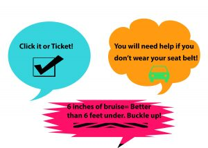 seatbelt slogans safety whitepaper image