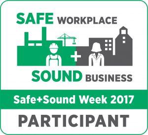 safe and sound week participant 2017 osha